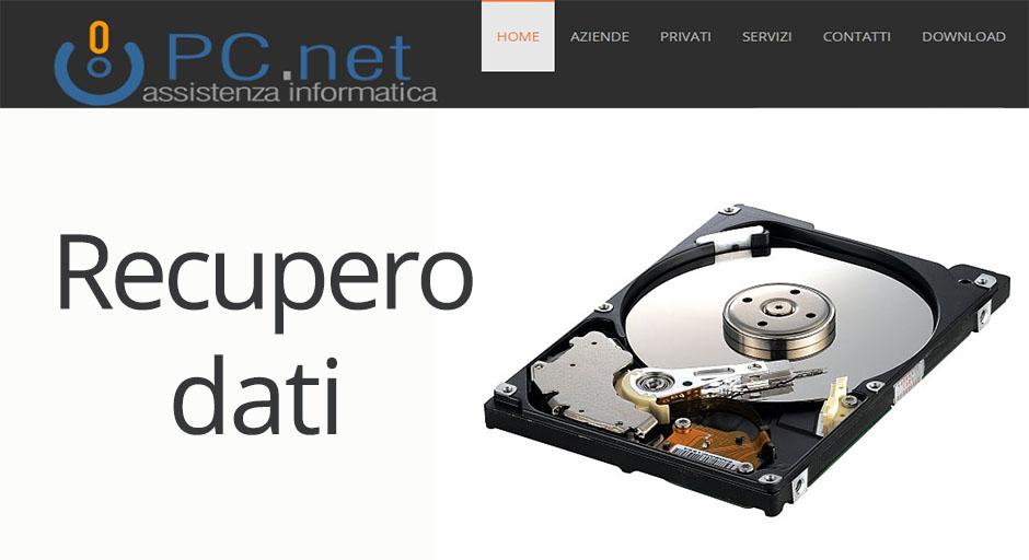 Recupero dati PC.net