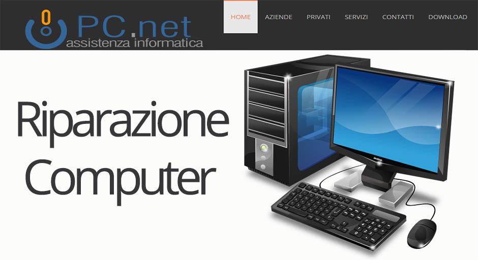 Riparazione e assistenza computer PC.net