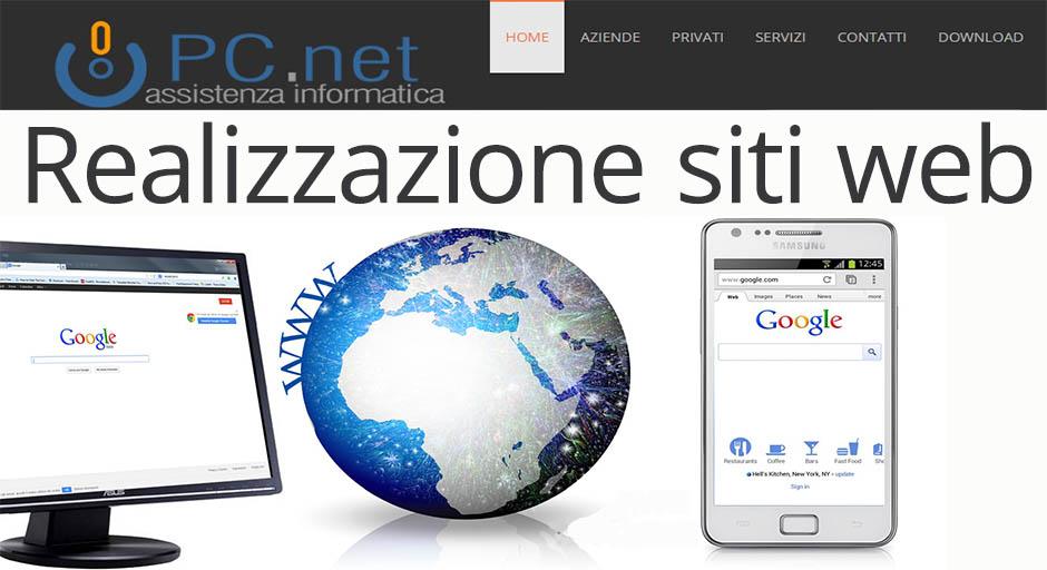 Realizzazione siti web PC.net