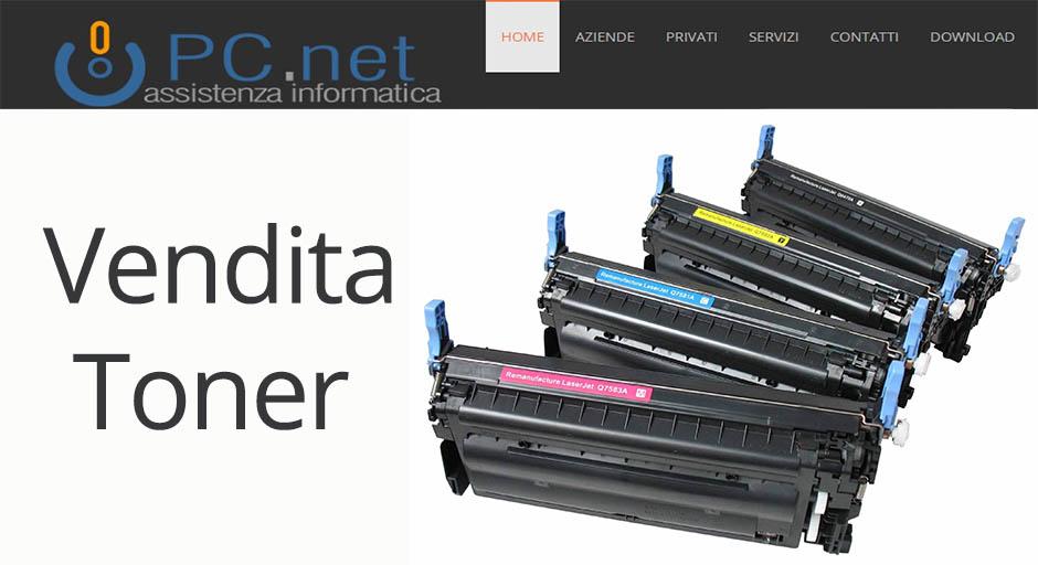 Vendita Toner PC.net