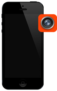 sostituzione riparazione fotocamera iphone pc.net