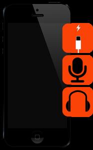 sostituzione riparazione dock ricarica microfono jack audio iphone pc.net