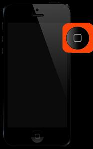 sostituzione riparazione tasto home iphone pc.net