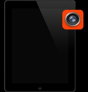 sostituzione e riparazione fotocamera ipad pc.net